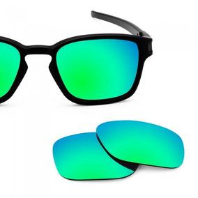 1278d5a7aa372 Óculos De Sol Oakley Latch Verde - Óculos no Mercado Livre Brasil