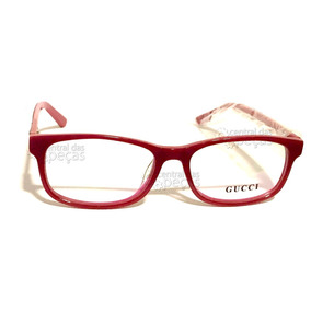 Óculos Armações Gucci em São Paulo no Mercado Livre Brasil cb0c0ae723