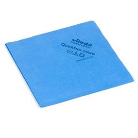 Caja Paño Microfibra Quick Star Azul Vileda Professional