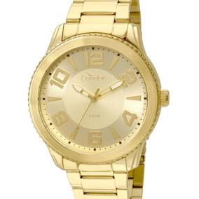 de422ae7b55 Relogio Condor Dourado - Relógio Condor no Mercado Livre Brasil