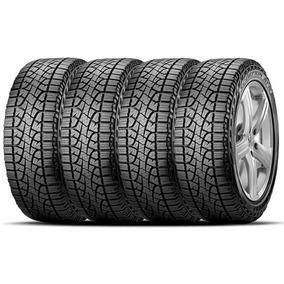 Kit 4 Pneu Pirelli 205/60r16 92h Scorpion Atr Orig Ecosport