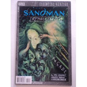 Hq-essential Vertigo:sandman:#20:dream Country:importado:dc