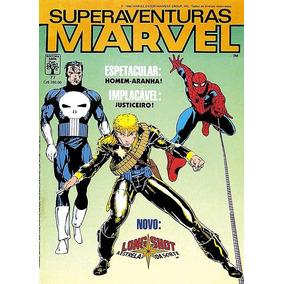 Superaventuras Marvel - Coleção Digital - Frete 18 Reais