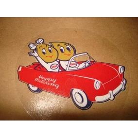 Adesivo Interno Antigo Casal Gotinha Esso Shell Br Porsche