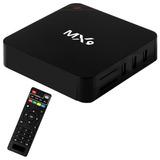 Tv Box Desbloqueador De Canais Smart Tv - Wi-fi 4k Hdmi
