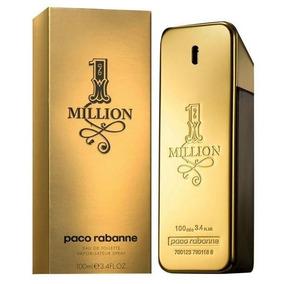 Perfume Original One Million Hombre 100ml Edt Paco Rabanne