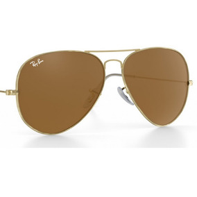 Oculos Ray Ban Feminino Marrom De Sol - Óculos no Mercado Livre Brasil 4a32a12618