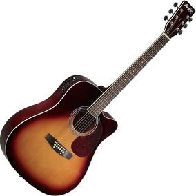 Violão Eletroacústico Md18 Folk Memphis Sunburst Tagima