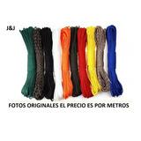 Cordón Paracord De 5 Metros Variedad De Colores La Cantidad
