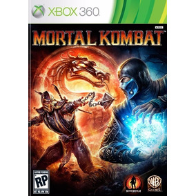 Mortal Kombat 9 Xbox 360 - Mídia Digital