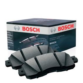 Jogo Pastilha De Freio Cerâmica Original Bosch Nissan Tiida