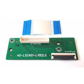 Placa T-con Tcl Semp Toshiba L40s4700fs 40-lsc401-lvb2g