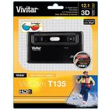 Camara Digital Vivitar Vivicam 3d T135 Nueva