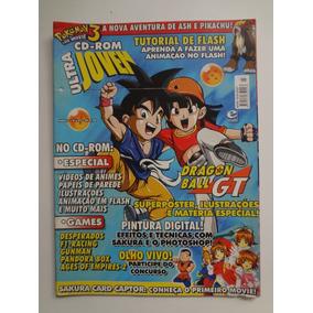 Revista Ultra Jovem Especial Cd-rom Nº 3 Sem Cd