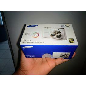 Câmera Samsung St150f Seminova C/ Caixa, Bolsa De Transporte