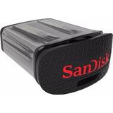 Sandisk - Unidad Flash Usb 3.0 Ultrafit De 64gb