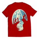 Camisa Camiseta Lua Harry Potter Reliquias Da Morte