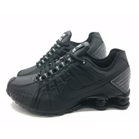 Tênis Masculino Nike Shox Junior Importado Envio 2 Pares 76b98c8bd646e