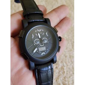 ba4c15a4815 Relogio Skone Caveira - Relógio Masculino no Mercado Livre Brasil