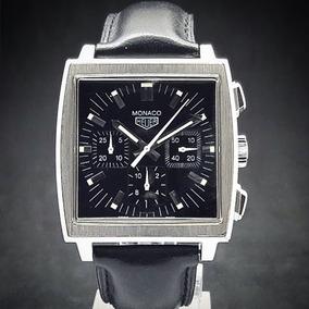 4ac2a56833311 Tag Heuer Monaco (replica) Masculino - Relógios De Pulso no Mercado ...