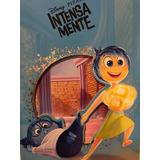 Libro Intensamente, De Disney Pixar