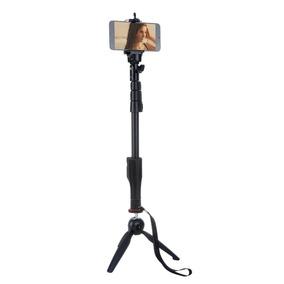 Selfie Stick Yt1288 Extensível Com Tripé Vct-228