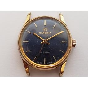 9fd1e18790d Relógio Classic A Corda Antigo De Coleção - Relógios no Mercado ...