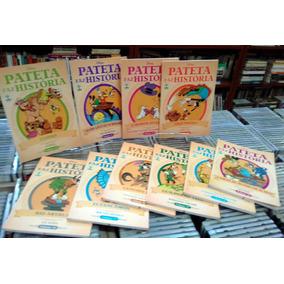 Pateta Faz Historia Vols Do No 10 Ao 19
