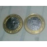 Moneda 1 Real Brasil
