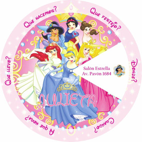 Invitaciones Giratorias Infantiles 15 Años Casamiento Bautis