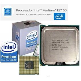 Procesador Intel® Pentium® E2160 Socket 775 1,80 Ghz