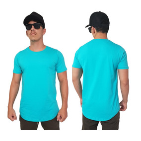 Kit 5 Camisas Blusas Masculinas Long Oversized Swag Promoção