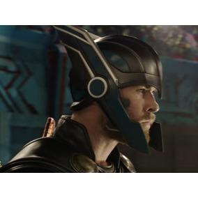 Casco Thor Ragnarok Nueva Película Marvel 2017