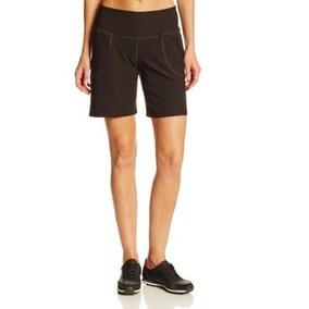 Shorts Elasticados New Balance Negro Talla Xs
