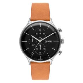 Relógio Orient Masculino Neo Vintage Mbscc049 P1mx