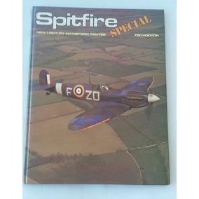 Livro Spitfire Special - 1973 - Aviação 2ª Guerra