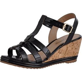 111dd2f330 Tamanco De Cortiça - Sapatos Preto no Mercado Livre Brasil