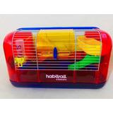 Habitrail Clasico Jaula Casa 41x24x25 Hamster Raton