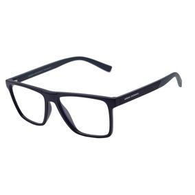 3ccaea801af Bone Da Armani Exchange Azul - Óculos no Mercado Livre Brasil