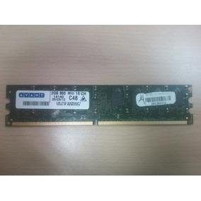 Memoria Ram Ddr2 De 2 Gb Para Computadora