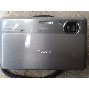 Câmera Fotográfica E Filmadora Ciber-shot Da Marca Sony Dsc