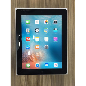 Ipad 2 Apple Wi-fi Com 3g 16gb Bluetooth Ios 9.3.5 - Vitrine