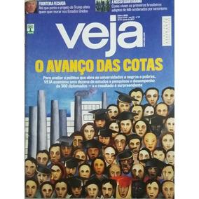 Revista Veja : O Avanço Das Cotas ( Original Novo )
