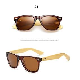 57e8e3c2f2b5d Oculos Bambu Verde De Sol - Óculos no Mercado Livre Brasil