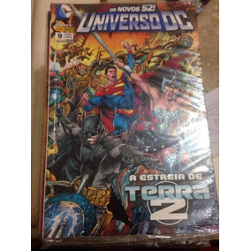 Universo Dc Lote Com 18 Volumes.