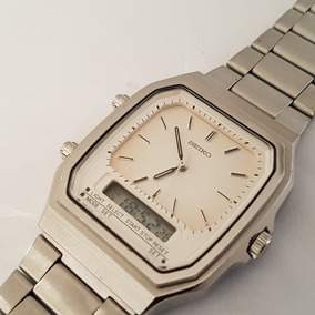 7550f9184a1 Relogio Seiko Anadigi - Relógios De Pulso no Mercado Livre Brasil