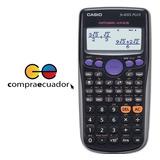 Casio Fx-82es Plus Calculadora Cientifica 252 Funciones