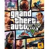 Grand Theft Auto V Completo! Gta5 Pc