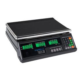 Balança Eletrônica Digital 40kg Bivolt Alta Precisão Full