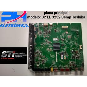 Placa Principal Tv Semp Toshiba 32le3252